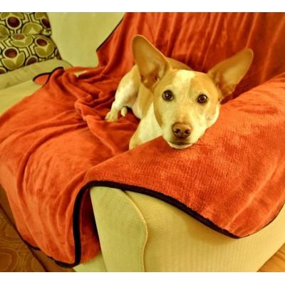 Coperta calda e morbida da esterno o casa per cani