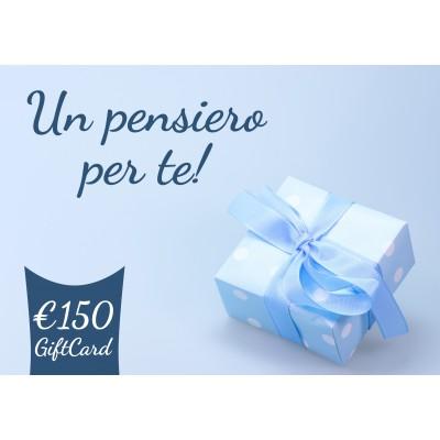 Gift Card 150,00 euro