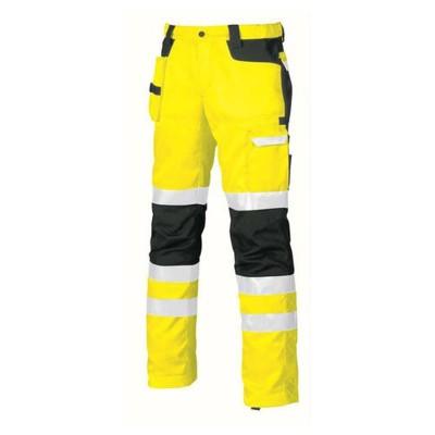 Pantaloni ad alta visibilità U-Power RAY - Yellow Fluo addestramento cani