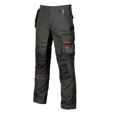 U-Power Pantaloni Race Black Carbon addestramento cani