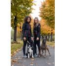 IQ DOG Softshell Donna- Giacca Conduttore Cinofilo addestramento cani