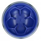 Ciotola rallentapasti Flower Blue M per cani