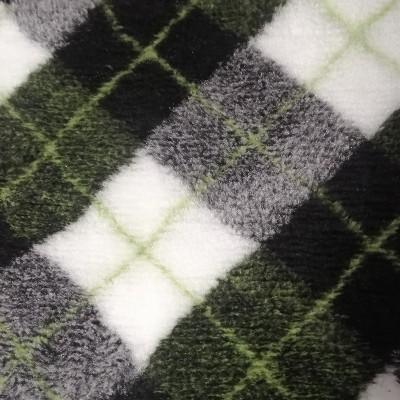 Vet Bed tappeto antiscivolo Scozzese Verde
