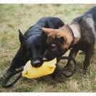 Salamotto maniglie pieghevoli, Tripla funzione tug 24 Cm per cani